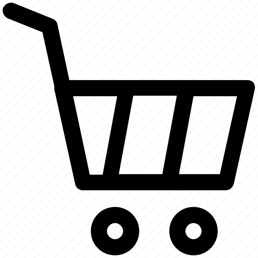 Basket, cart, shopping, shopping cart, trolley icon - Download on Iconfinder