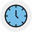 clock, minutes, time, timer, watch icon
