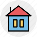 building, guest house, real estate, tourism, travel icon