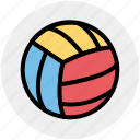all, beach, toy, volley, volley ball icon