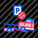 car, parking, road, street, wrong