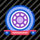 auto, automobile, automotive, car, element, garage icon