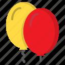 balloon, game, kid, play, toy icon