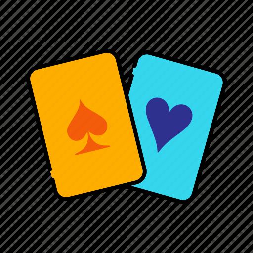 bet, card game, casino, gambling, poker icon