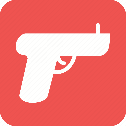 gun, guns, pistol, plastic, ray, toy, water icon