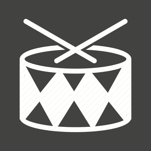 bass, drum, drummer, drums, instrument, musical, roll icon