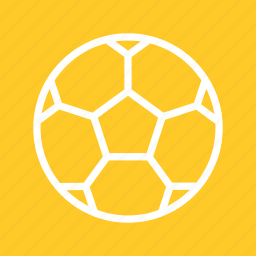 ball, field, football, fun, play, soccer, sport icon