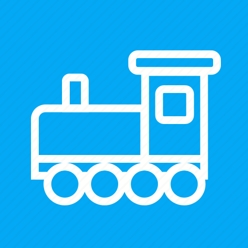 Child, play, red, toy, train, wood, yellow icon - Download on Iconfinder