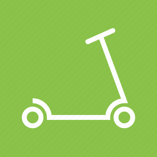 Cartoon, childhood, motor, scootie, toy, toys, wheel icon - Download on Iconfinder