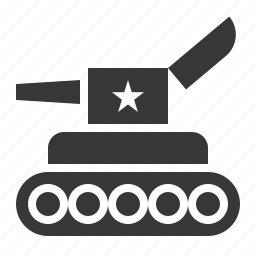 bauble, game, plaything, tank, toy, toy tank icon