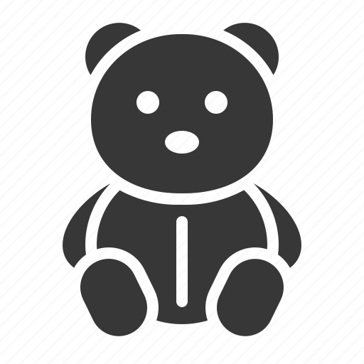 bauble, doll, game, plaything, teddy bear, toy icon