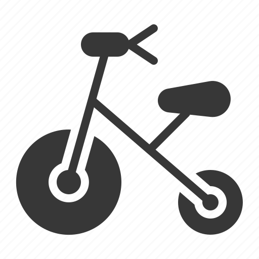 bauble, bicycle, bike, game, plaything, toy icon