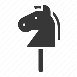 bauble, game, hobby horse, plaything, toy icon