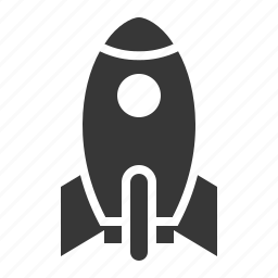 bauble, game, plaything, rocket, toy, toy rocket icon