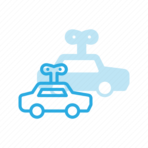 baby, car, toy, vehicle icon
