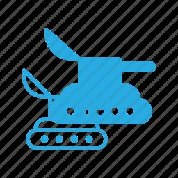 tank, toy, war icon