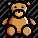 bear, cute, panda, teddy, teddy bear, toy, toys