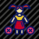 doll, girl, kids, toy