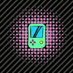 comics, controller, entertainment, gaming, mobile, technology, tetris icon