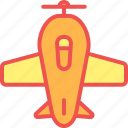 child, game, kid, plane, play, toy icon