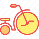 baby, bike, child, game, kid, play, toy icon