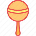 child, game, kid, play, shaker, toy icon