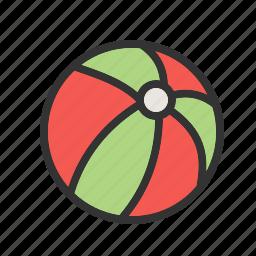 ball, beach, game, play, sport, tennis, yellow icon
