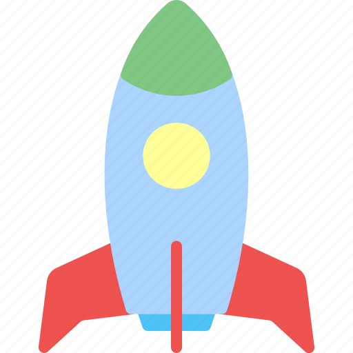 child, game, kid, play, rocket, toy icon