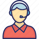 cans, customer care, customer care service, earspeakers, earphones icon