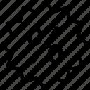 pct, percent sign, percentage, percentage tag, ratio icon