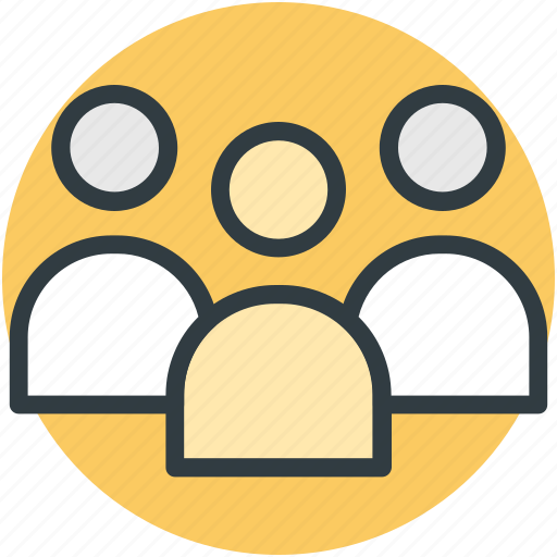 business community, group, people, team, users icon