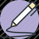 fountain pen, ink pen, pen, write tool
