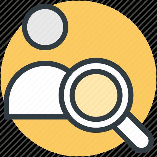 find person, find someone, search male user, search person, user search icon