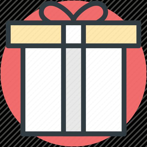 celebrations, giftbox, party, present, xmas icon