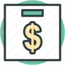 banking, dollar, donation, financial concept, funds