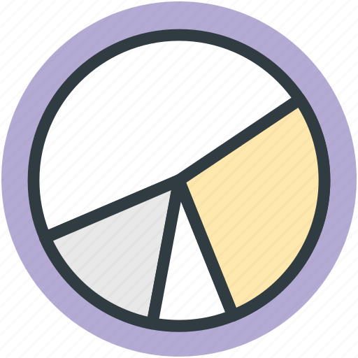 business chart, business presentation, graph, pie chart, statistic icon