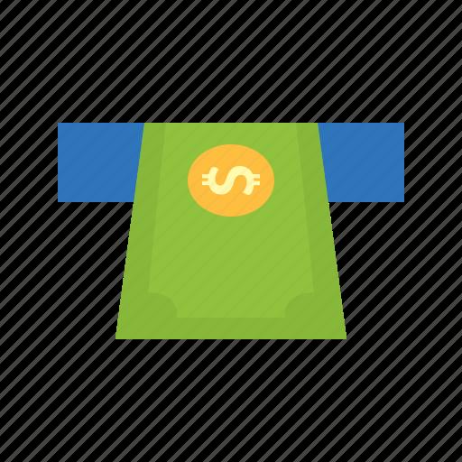 atm, cash, machine, money, payment icon