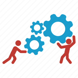 application tools, business, configuration, development, gears, maintenance, tools icon