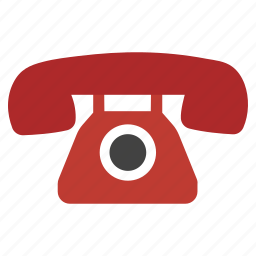 call, communication, contact, dial, phone, support, telephone icon