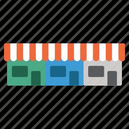 commerce, commercial, market, retail, shop, store, supermarket icon