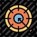 trading, focus, target, accuracy, arrow, goal