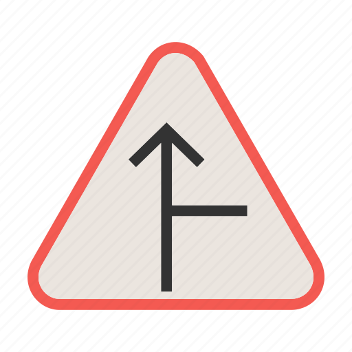 arrow, right, road, sign, traffic, transportation, travel icon