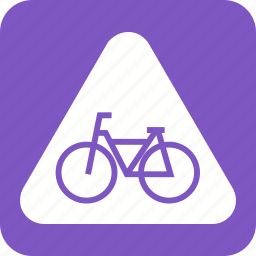 bicycle, bike, cycle, parked, parking, sport, stand icon