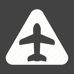 airplane, airport, board, departure, road, sign, travel icon