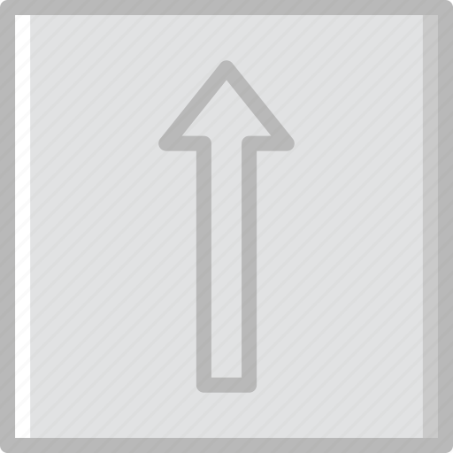one, sign, traffic, transport, way icon