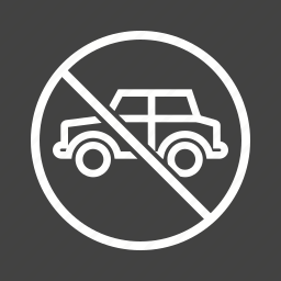 no, park, parking, prohibited, sign, traffic, warning icon