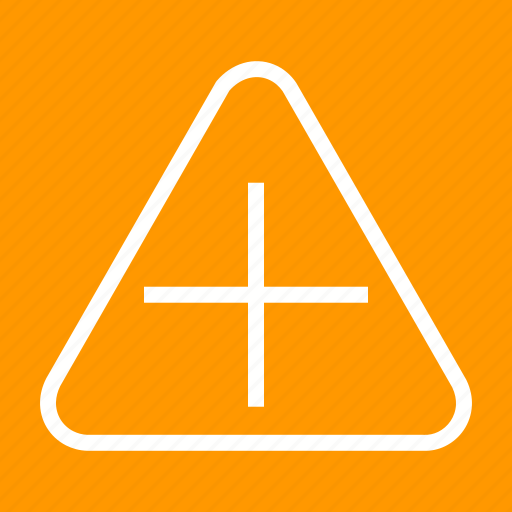City, cross, crossroads, pedestrian, road, sign, street icon - Download on Iconfinder