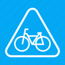 bicycle, bike, cycle, parked, parking, row, store icon