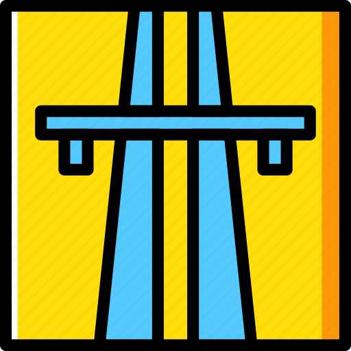 highway, sign, traffic, transport icon