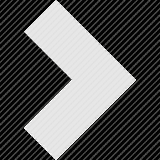 forward, go, next icon
